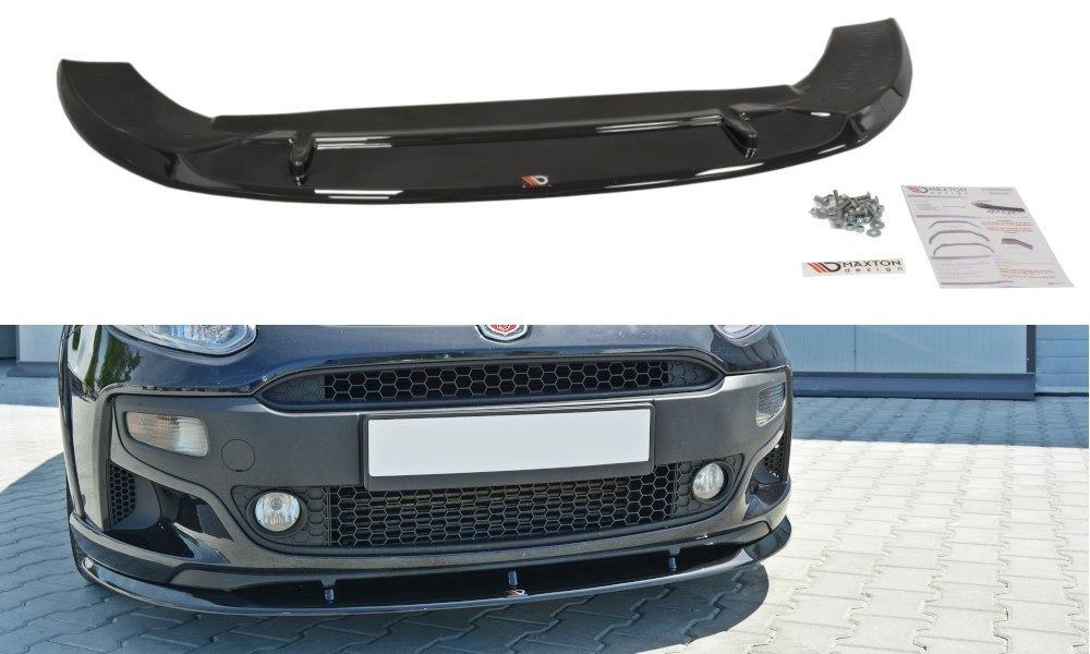 Splitter Przedni Fiat Punto Evo Abarth - GRUBYGARAGE - Sklep Tuningowy